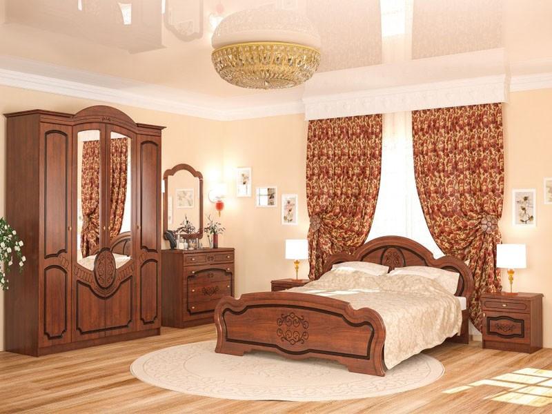 Спальня MS Барокко