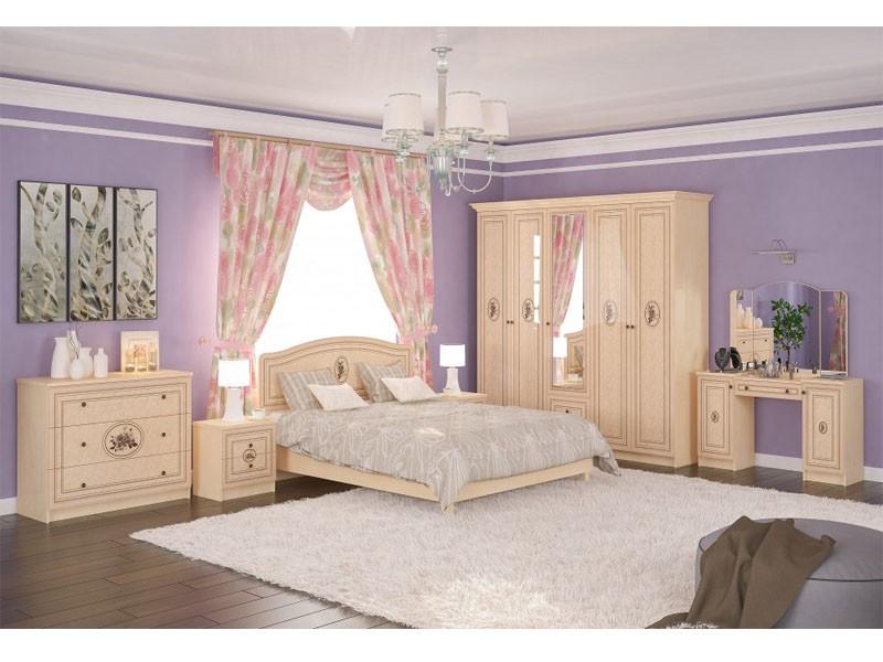 Спальня MS Флорис