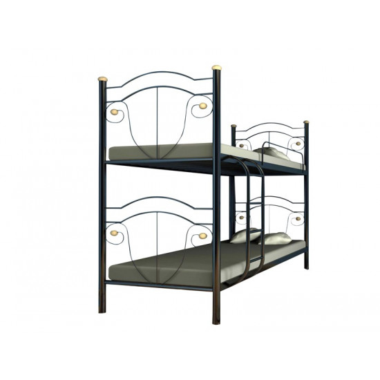 Двухъярусная кровать МД Диана 80*190