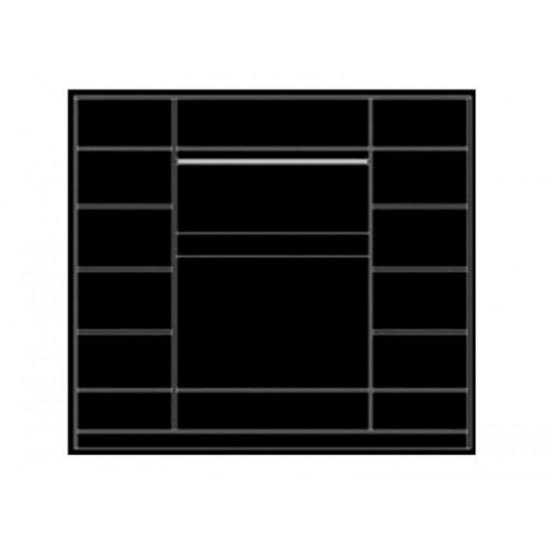 Шкаф-купе СМ Марсель 2,4