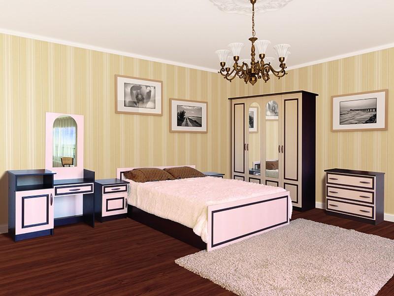 Спальня СМ Ким