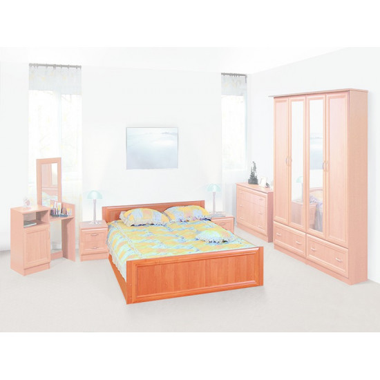 Кровать СМ Соня 160*200