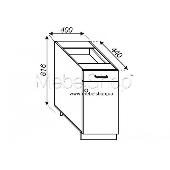 Кухонная секция Валенсия Н 40
