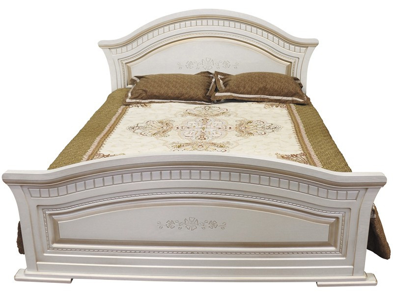 Кровать СМ Николь 160*200