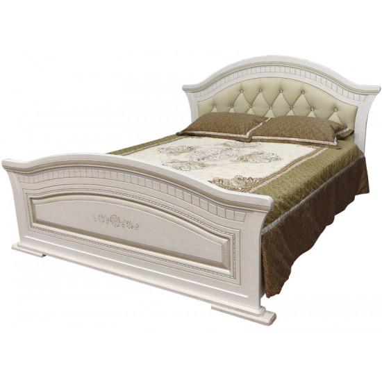Кровать СМ Николь 2 160*200