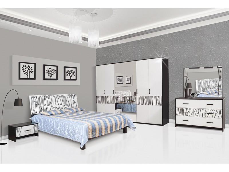 Спальня СМ Бася новая (Нейла)