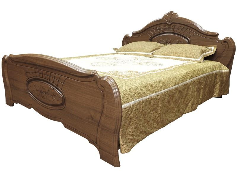 Кровать СМ Катрин 160*200