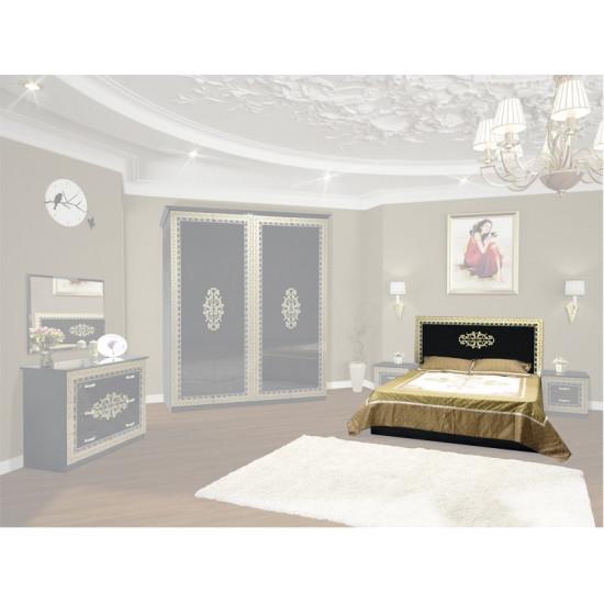 Кровать СМ София 160*200