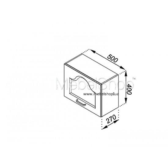 Кухонная секция Тюльпан 50 ОКАП
