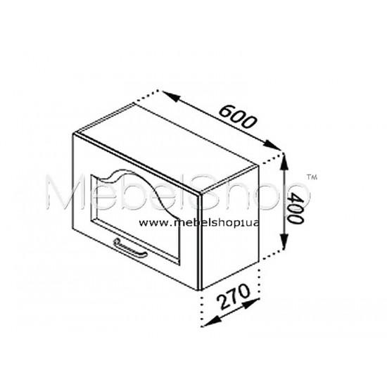 Кухонная секция Тюльпан 60 ОКАП