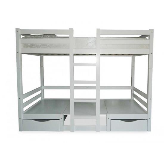 Двухъярусная кровать Скиф Л-304 90*200