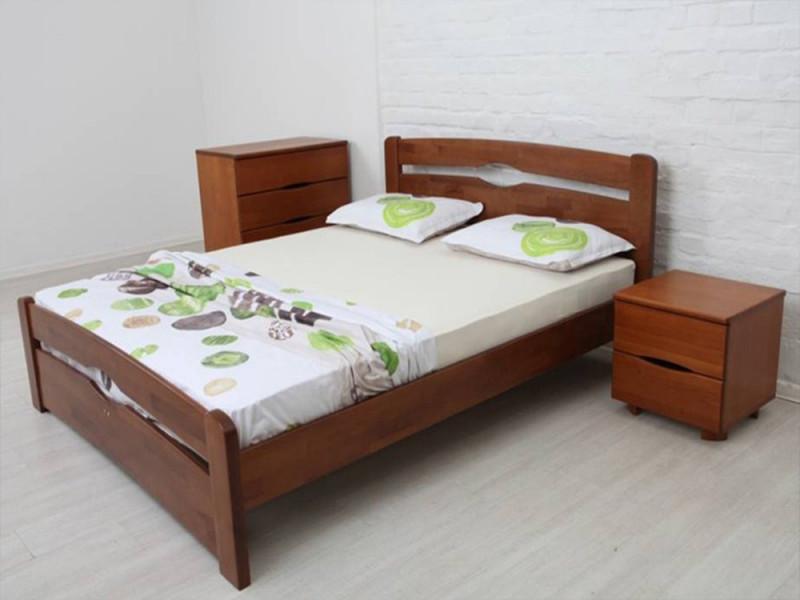Кровать ММ Каролина с изножьем