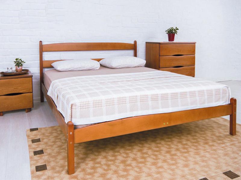 Кровать ММ Ликерия с изножьем