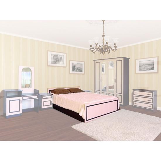 Кровать СМ Ким 160*200