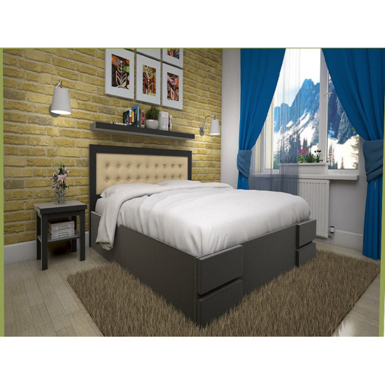 Кровать Тис Кармен 90*200