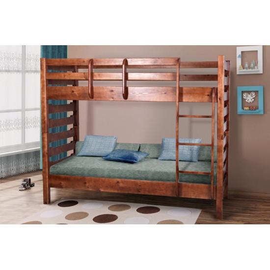 Кровать ММ двухъярусная Троя