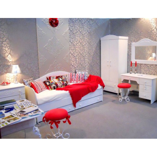 Кровать Неман Анжелика 80