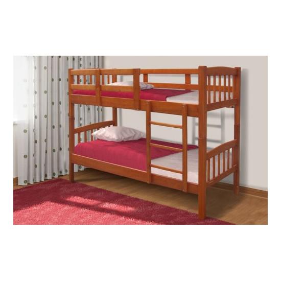 Двухъярусная кровать ММ Бай-Бай 80*200