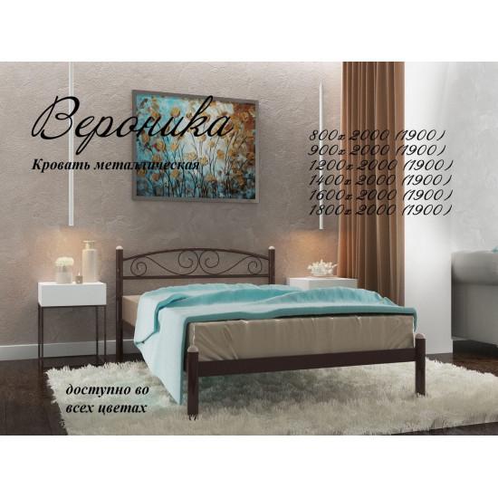 Кровать МД Вероника 80*190