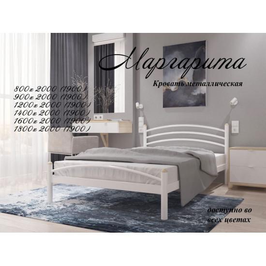 Кровать МД Маргарита 80*190