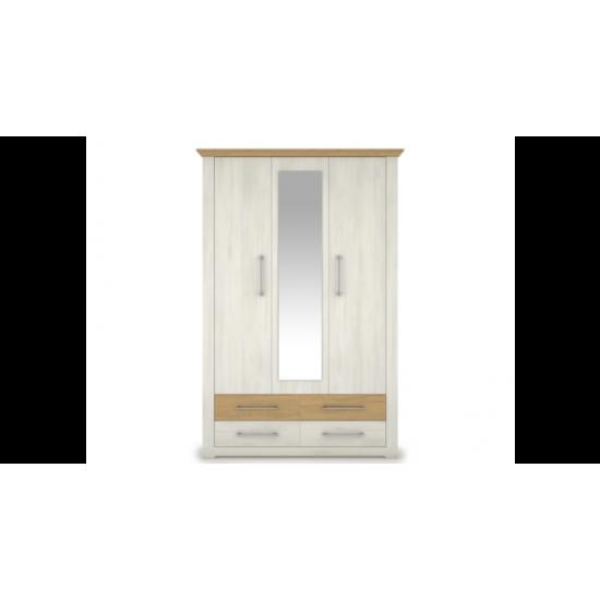 Шкаф 3Д4Ш с зеркалом Арсал Холдинг