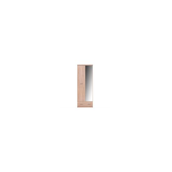 Шкаф с зеркалом 2Д1Ш ТопМикс Холдинг