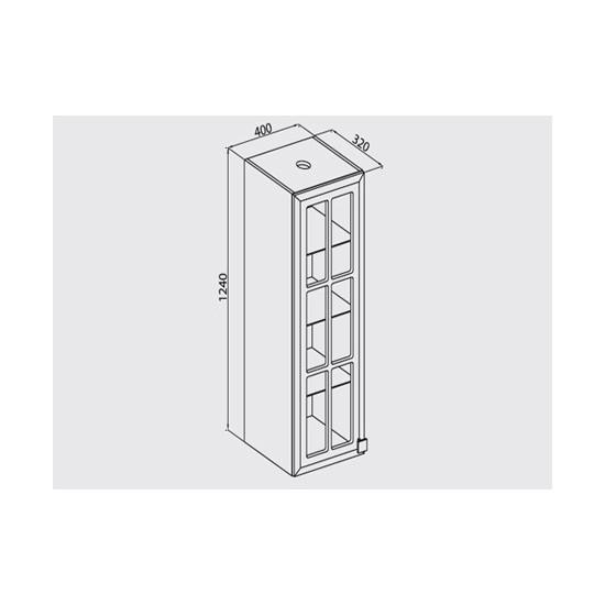 Кухонная секция В40 ПСк