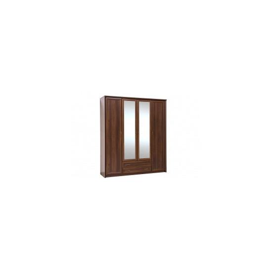 Шкаф4Д с 2 зеркалами Джульета Холдинг