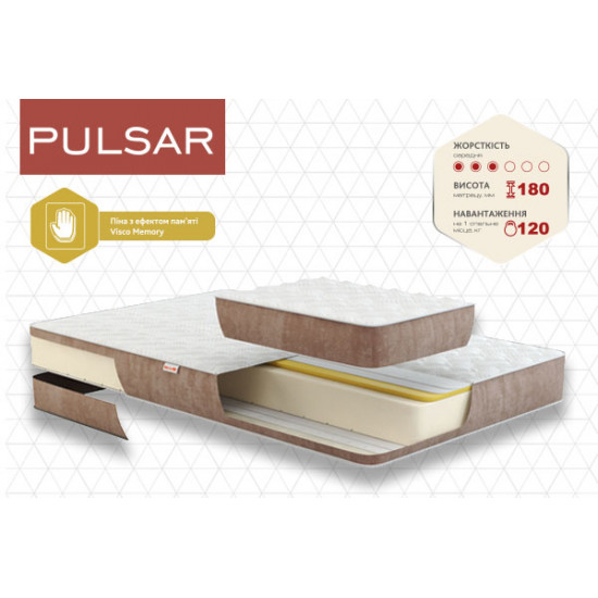 Матрас  Come-for PULSAR Инфинити