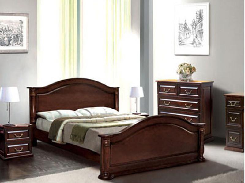 Кровать ЕМ Анастасия + 140*190