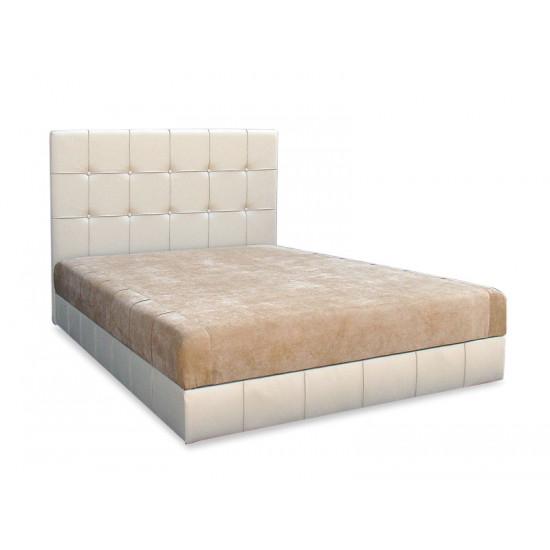 Кровать Vika Магнолия с матрасом
