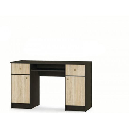 Стол письменный 2Д2Ш MS Фантазия
