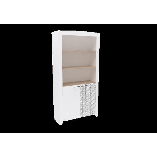Книжный шкаф Нордик Неман
