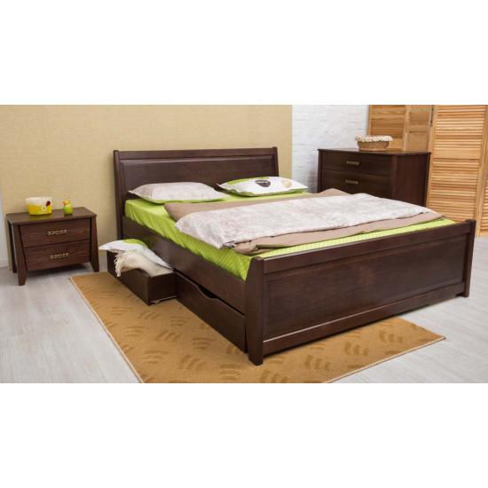 Кровать с ящиками ММ Сити