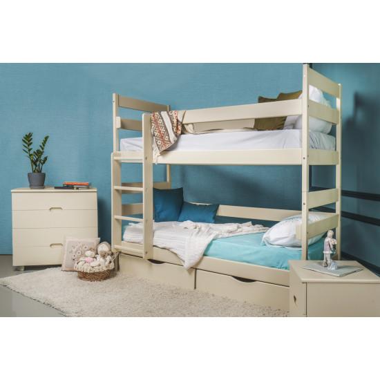 Двухяруснвя кровать ММ Ясна