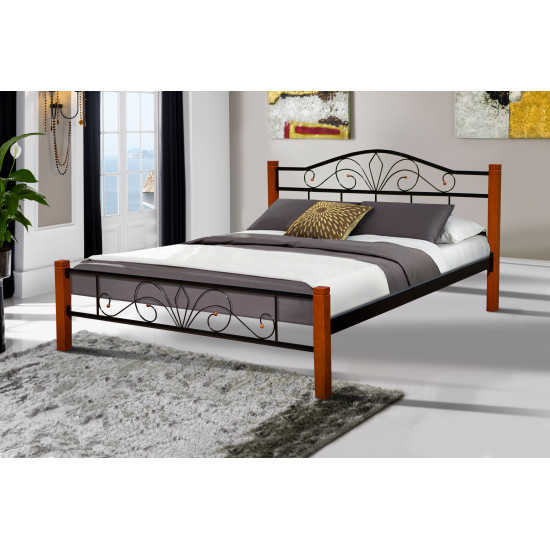 Кровать ММ Релакс Вуд
