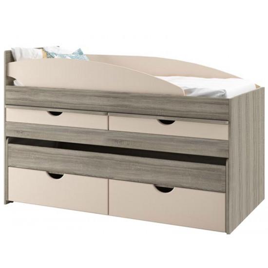 Кровать двухярусная СМ Саванна